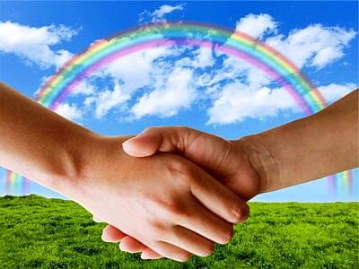 握手(コミュニケーション)